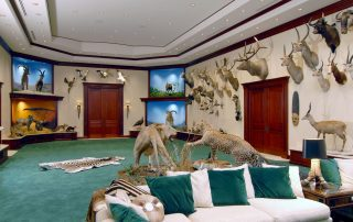 Ocala FL Trophy Room