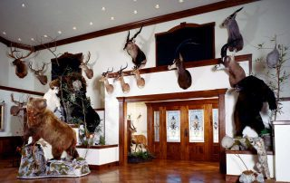 Pennsylvania trophy room